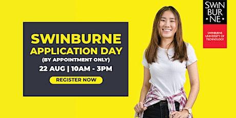 Swinburne Application Day tickets