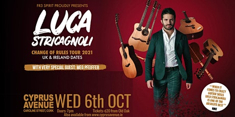 LUCA STRICAGNOLI tickets