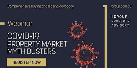 COVID-19 property market mythbusters tickets