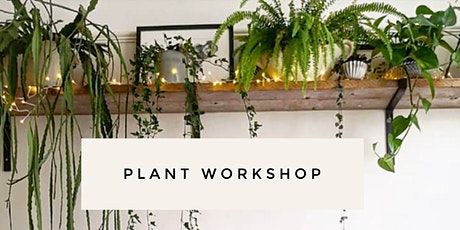 Plant Workshop tickets