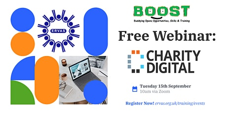 Understanding Charity Digital:- How can your charity be more digital? tickets