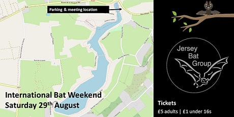 International Bat Walk - Saturday 29th August tickets