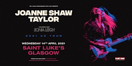 Joanne Shaw Taylor (Saint Lukes, Glasgow) tickets