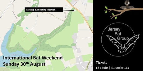 International Bat Walk - Sunday 30th August tickets