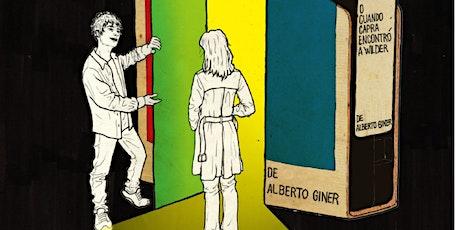 Enclavados Teatro VIDEO 84  (MENUTSBARRIS) tickets