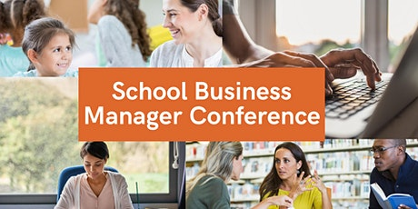 School Business Manager Conference tickets