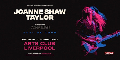 Joanne Shaw Taylor (Arts Club, Liverpool) tickets