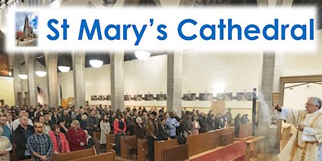 Sunday Mass (20) tickets