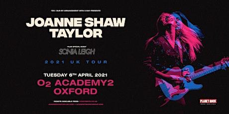 Joanne Shaw Taylor (O2 Academy 2, Oxford) tickets