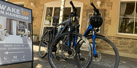Hahndorf E-Bike Wine and Produce Pedal tickets