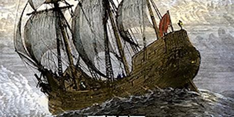 Online Talk: The Mayflower: Myths, Truths and Legacies tickets