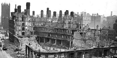 Bombed and Besieged Manchester at War tickets