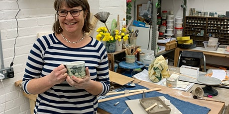 Clay workshop with Fiona Veacock: Severndroog Fest tickets