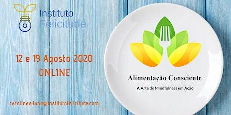 Alimentação Consciente - A Arte do Mindfulness em Ação boletos