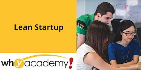 Lean Startup - HK  tickets