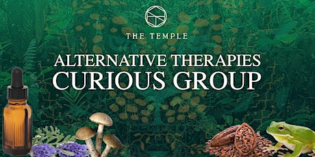 Alternative Therapies Curious Group tickets