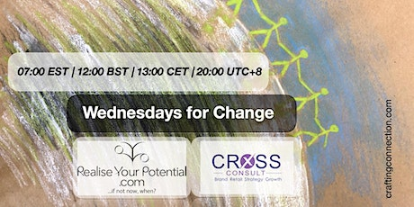 Wednesdays for Change tickets