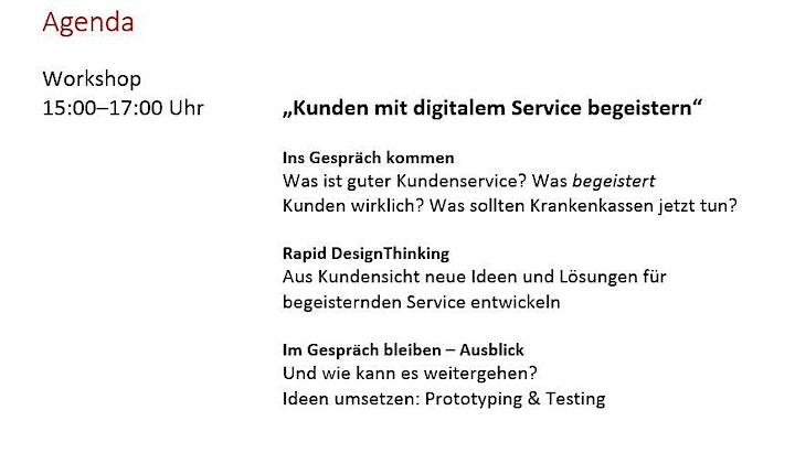 GKV: Kunden begeistern mit digitalem Service: Bild