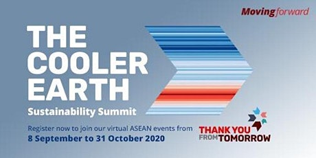 Cimb - The Cooler Earth Sustainability Summit 2020
