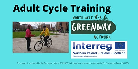 Adult Cycle Training - Back on your Bike tickets