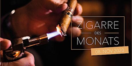 Zigarre des Monats - November Tickets