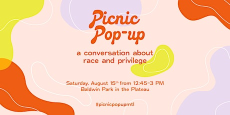 Picnic Pop-Up Montreal tickets
