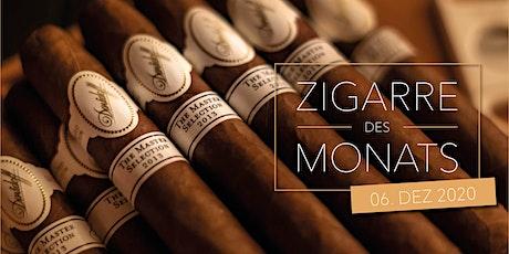 Zigarre des Monats - Dezember Tickets