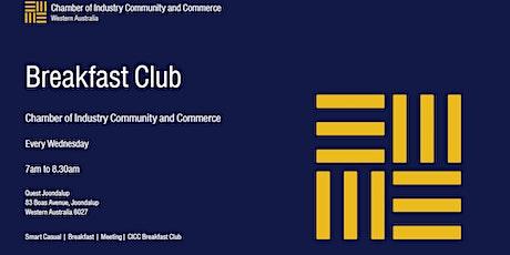 CICC Breakfast Club tickets