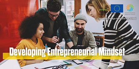 Developing Entrepreneurial Mindset tickets
