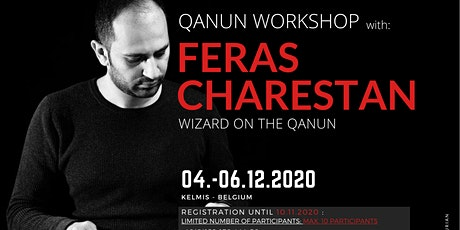 Workshop (category2)- Feras Charestan tickets