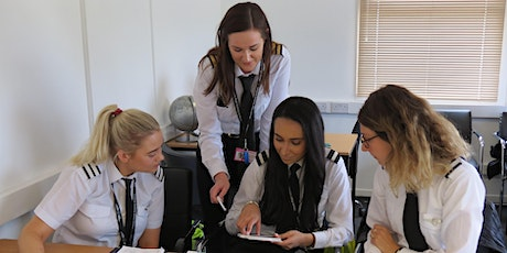 AFTA Future Female Pilots Webinar tickets