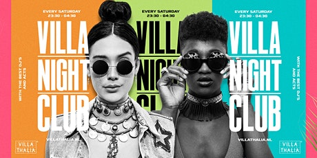 Villa Night Club 15-8 tickets