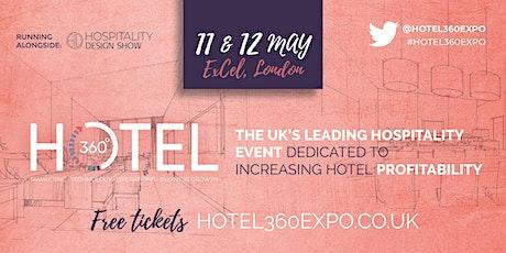 Hotel360 tickets