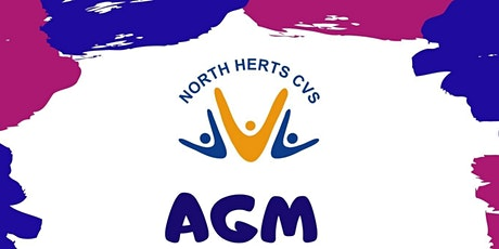 North Herts & Stevenage CVS AGM 2020 tickets