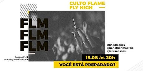 Culto FLAME - Bola de Neve Londrina ingressos