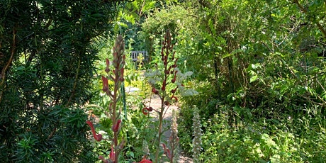 Open Garden tickets