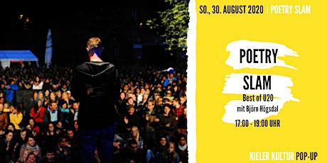 Best of U20 Poetry Slam // Open-Air mit Björn Högsdal tickets