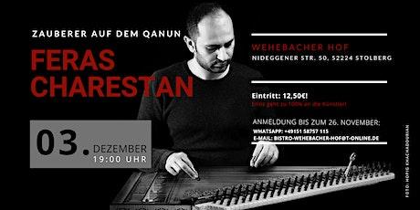 Feras Charestan Tickets