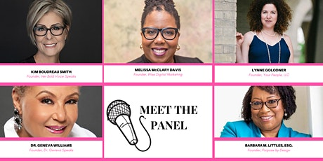 Panel Talk: How to Pivot Your Small Business During the COVID-19 Crisis tickets