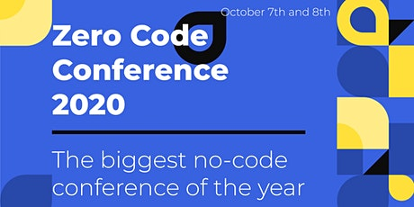 Zero Code Conference 2020 tickets