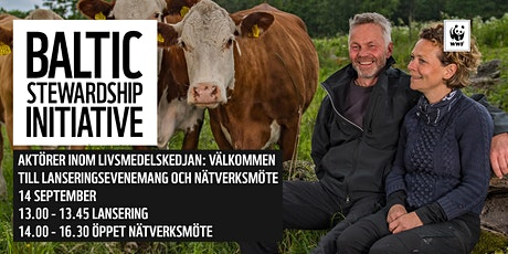 Lansering av WWFs Baltic Stewardship Initiative tickets