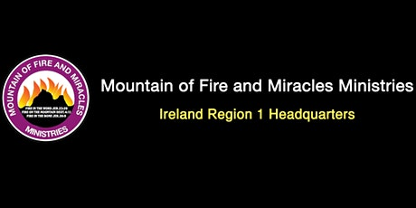MFM IRELAND REGION 1 HQ: Sunday Church Service tickets