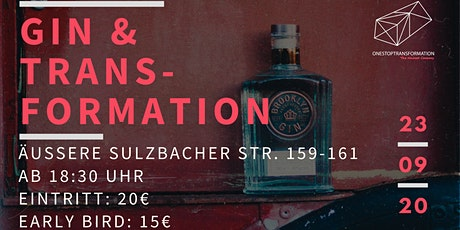 Gin & Transformation Vol. 5 Tickets
