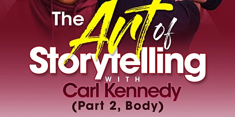 The Art of Storytelling  (Part 2, Body) with Carl and Sue-Ham tickets