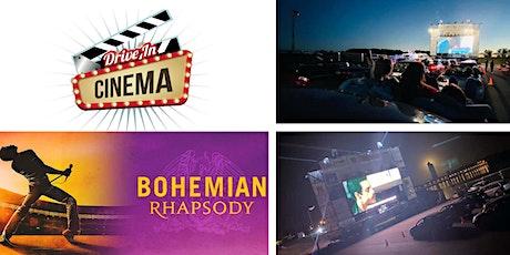 Bohemian Rhapsody en Drive In Cinema avec votre Volvo à Liège Airport ! billets