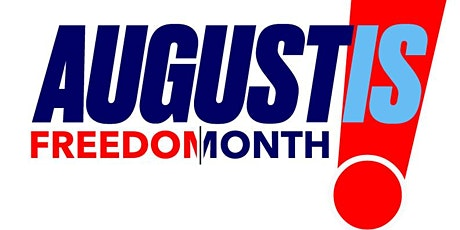 Freedom Month Celebration! tickets