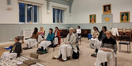 FREE meditation course for ALL. tickets