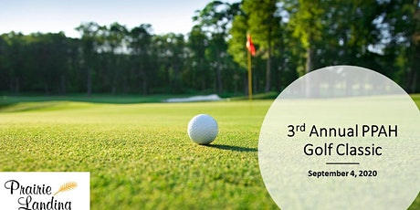 3rd Annual PPAH Charity Golf Classic tickets