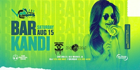 Barkandi at Voodoo Lounge Des Moines tickets