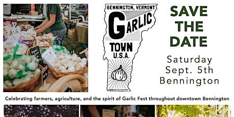 Garlic Town, USA! tickets